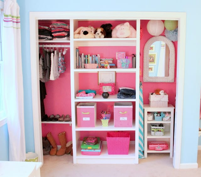 Pink Fun Girls Closet