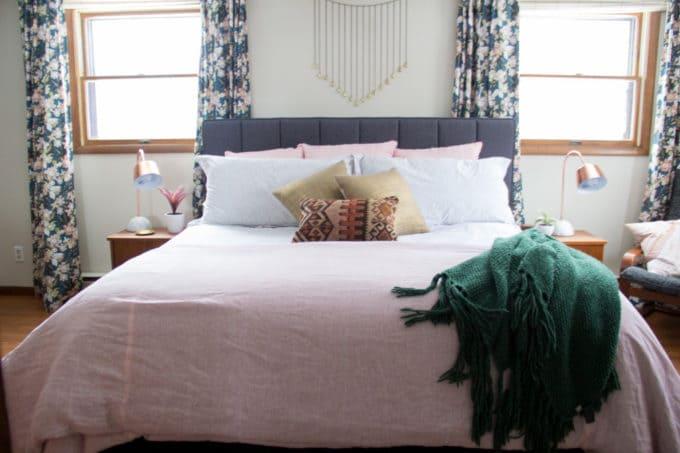 Modern Linen Bedding