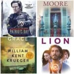 Five on Friday- Watching, Reading, and Listening To