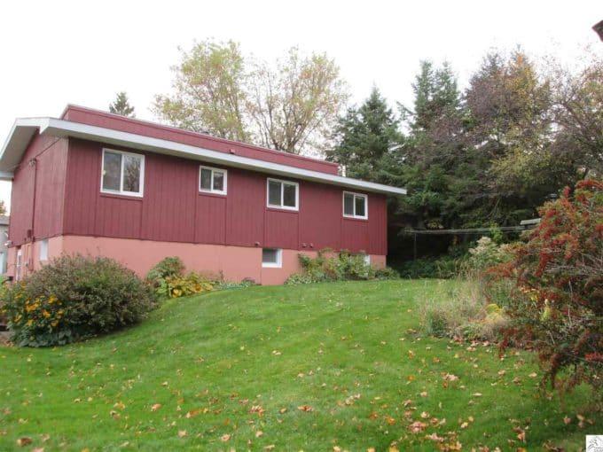 Hillcrest House Backyard