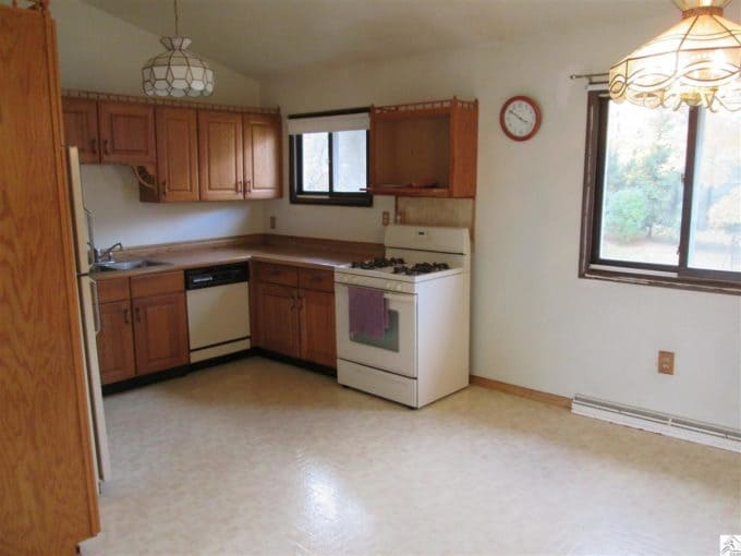 Flip House Dated Before Kitchen