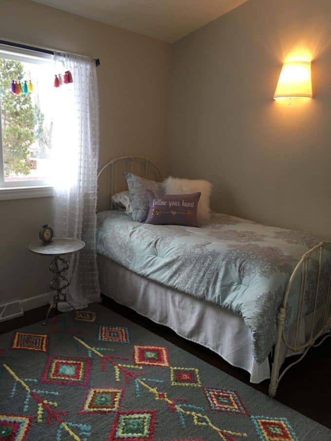 Flip House Bedroom after Remodel