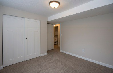 Remodeled Basement After