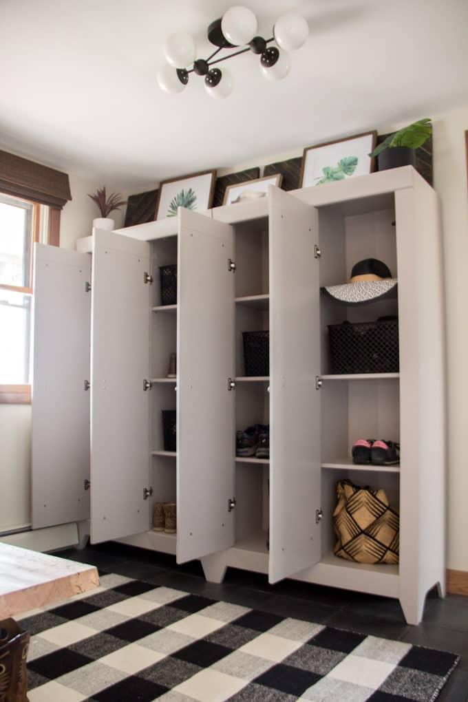 Sauder Adept Wide Storage Cabinet