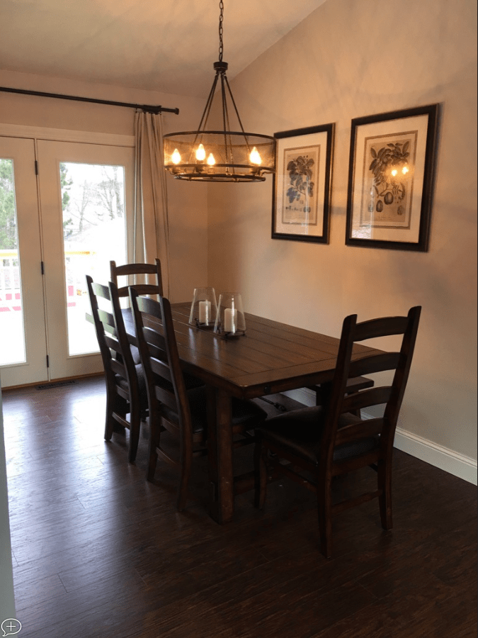 Dining Room After Remodel