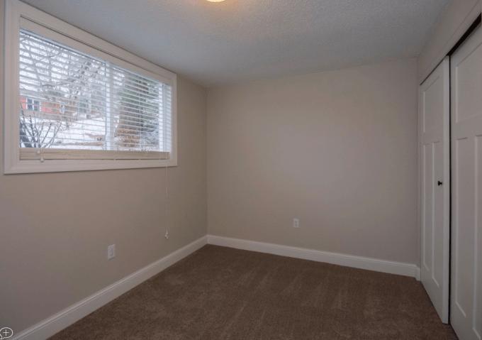 Bedroom After Flip House