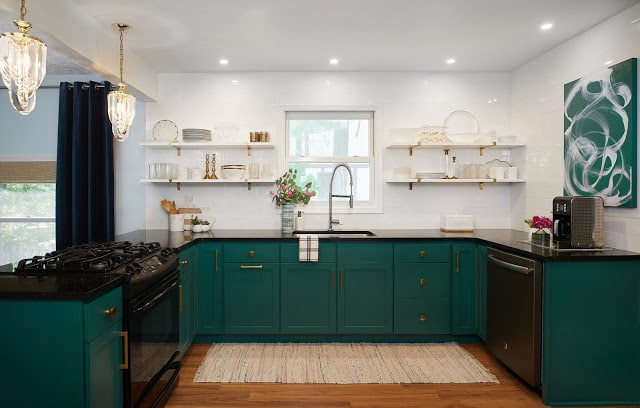 AbbyMInteriors Kitchen