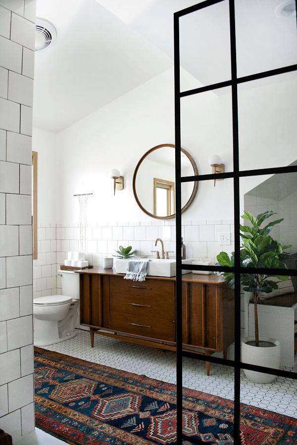 Brepurposed Bathroom