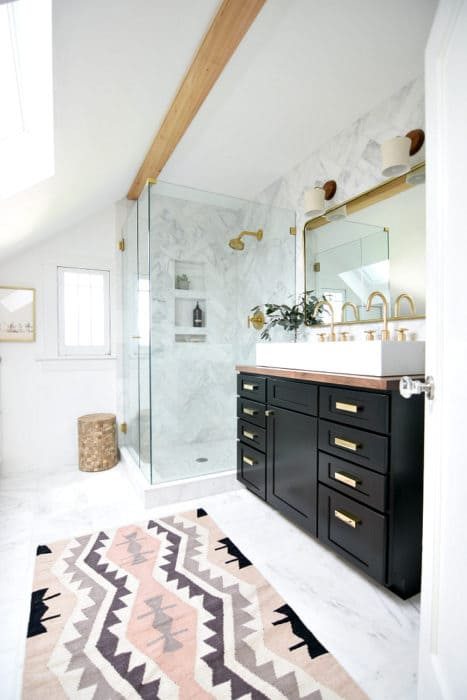 House Update Master Bathroom