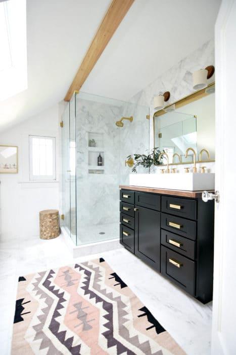House Update Master Bathroom