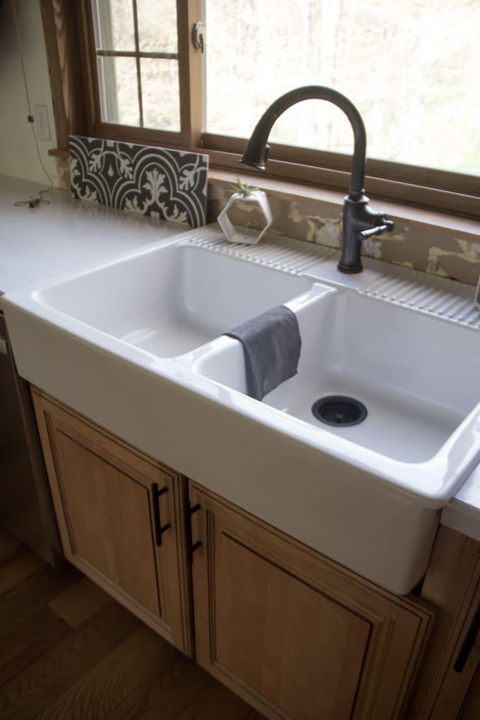 Ikea Domsjo Sink