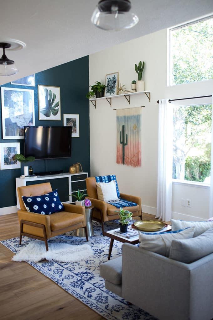 Kismet House Living Room