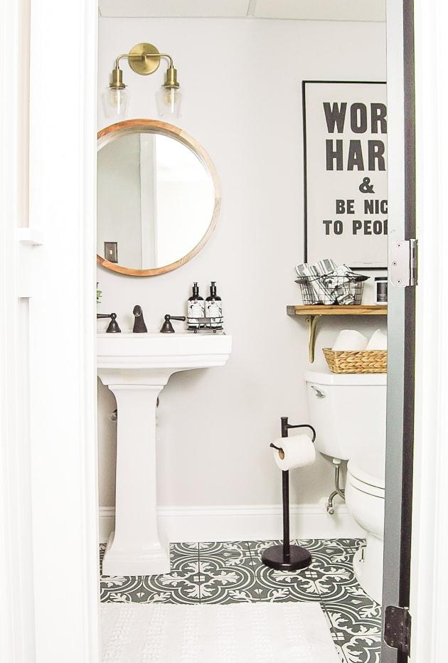 Little House of Four Bathroom