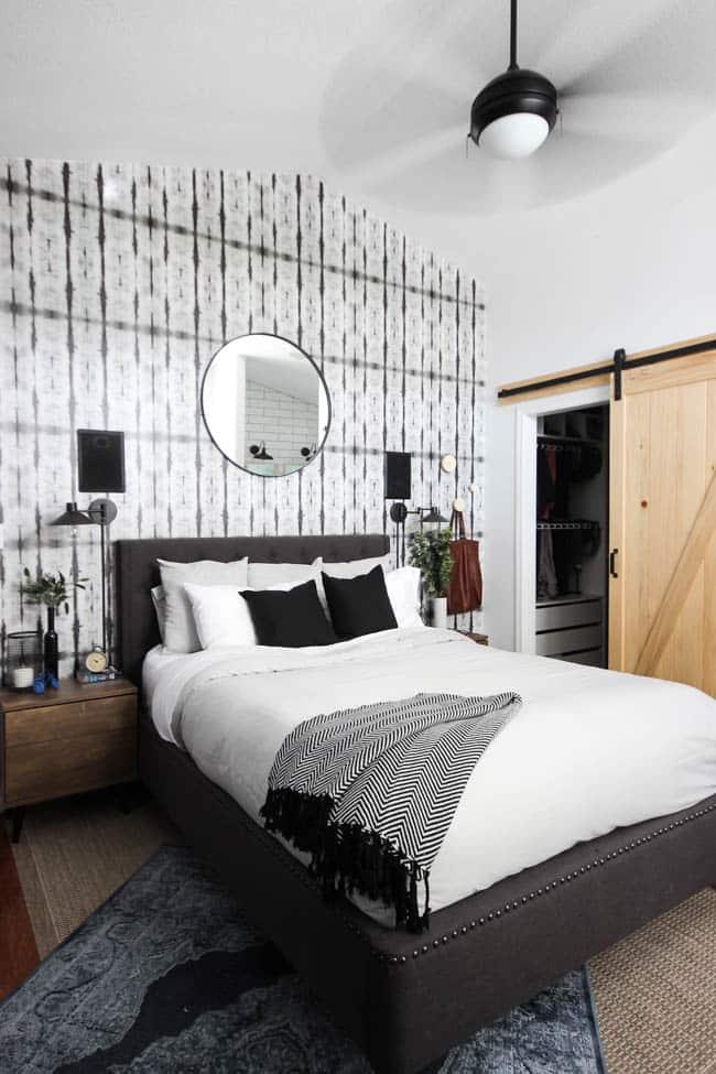 Love Create Celebrate Bedroom