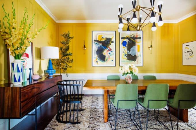 OldBrandNew Dining Room