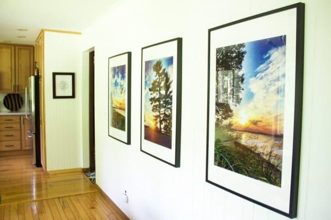 Free Summer Landscape Printables
