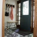 Projects Diy House Projects Bright Green Door