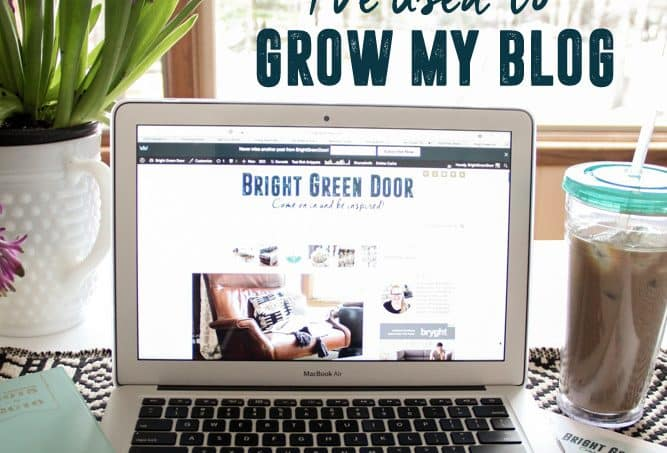 A List of All The Tools and Resources to Grow My Blog