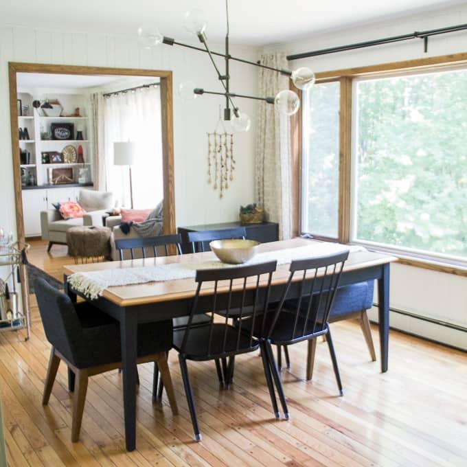 BrightGreenDoor Dining Room