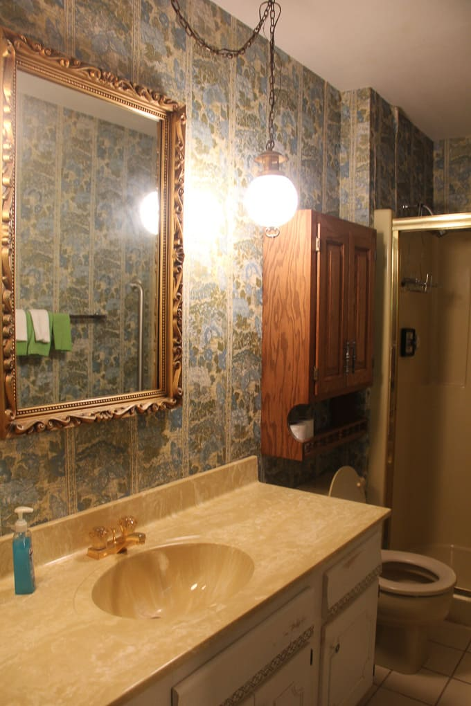 Retro Bathroom Remodel