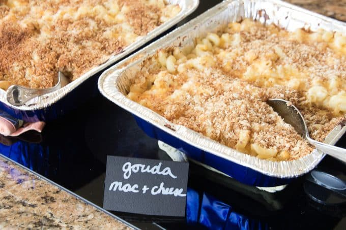 Gouda Macaroni and Cheese