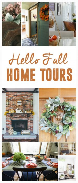 hello Fall Home Tours