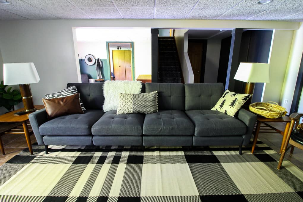 Modern Burrow Sofa