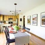 BrightGreenDoor Modern Dining Room