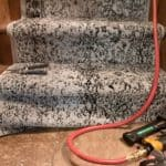 How to Staple Carpet to Stairs
