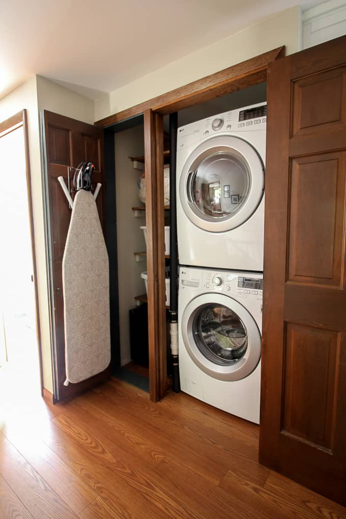 How We Built A Small Laundry Room In A Closet  Bright. Kitchen Cabinets Rona. Rustic Kitchen Cabinets. Under Kitchen Cabinet Tv. Glass For Kitchen Cabinets Doors. Buy And Build Kitchen Cabinets. Pine Kitchen Cabinets For Sale. Kitchen Cabinet Ideas Photos. Outdoor Kitchen Cabinets Diy