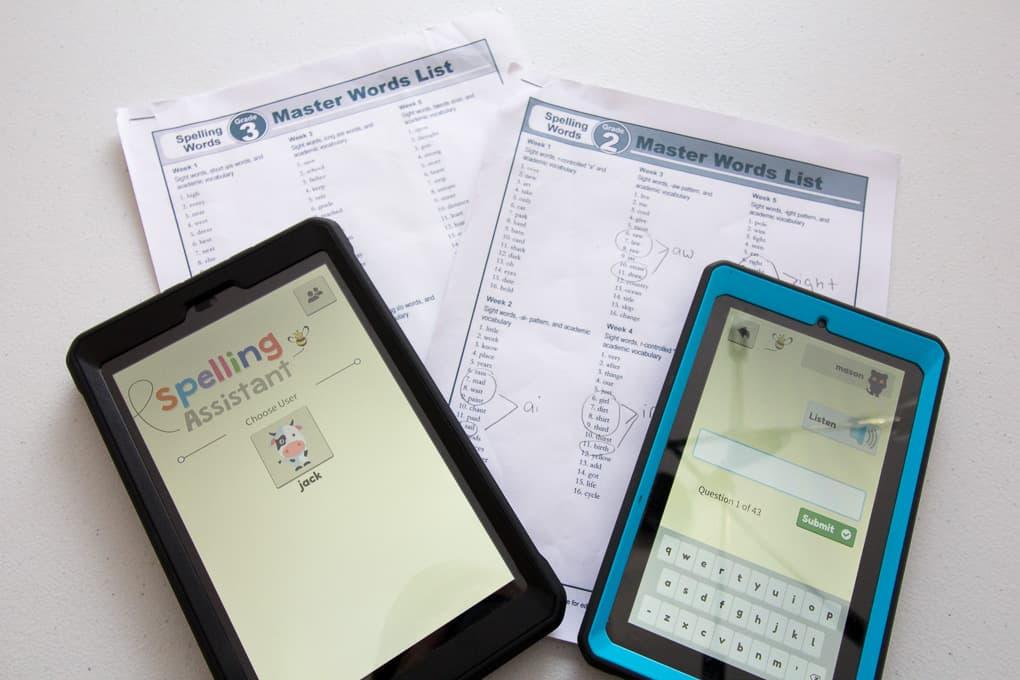 Best Spelling App