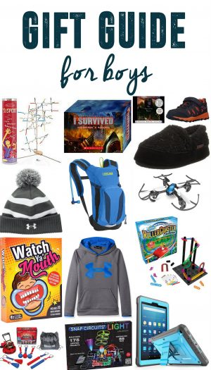 Gift Guide for Boys