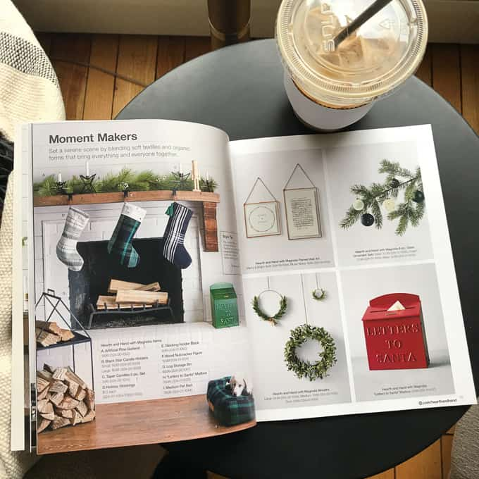 Target Hearth and Home Catalog