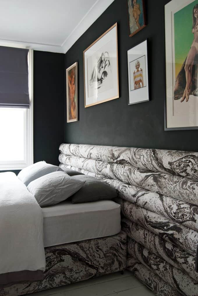 Channel Tufted Headboard