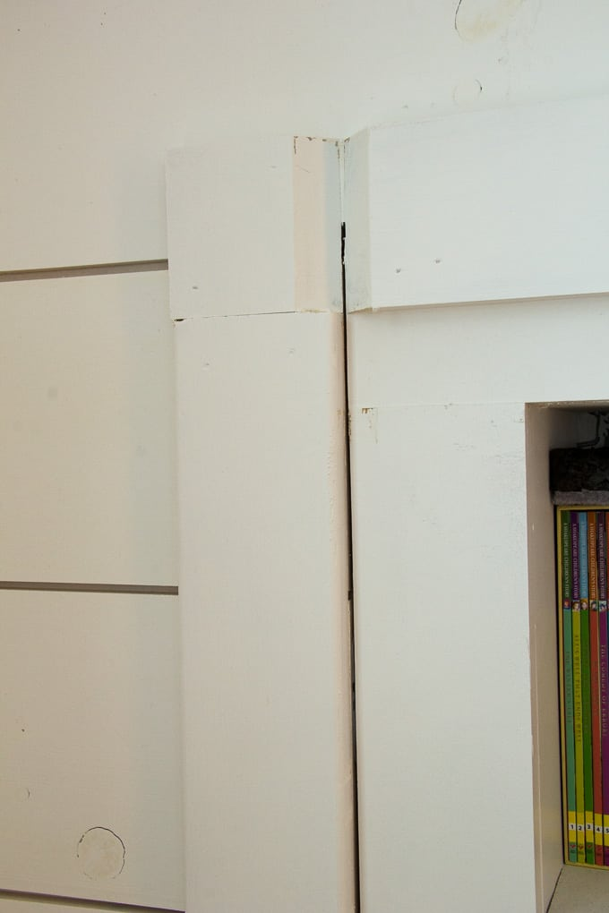 How to Build a Hidden Door Bookshelf
