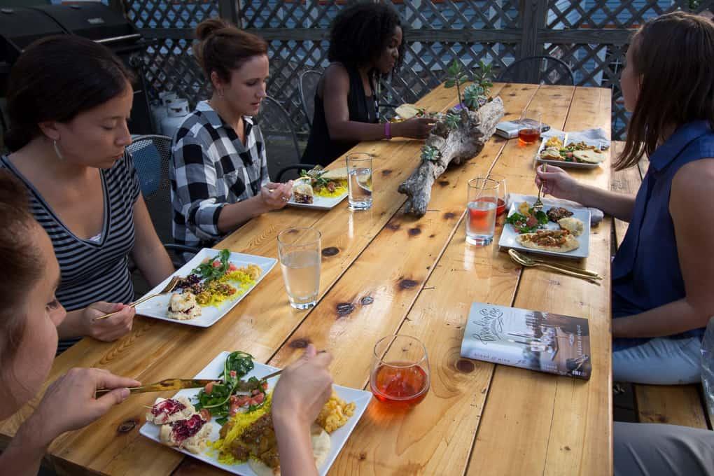 Book Club Dinner Club