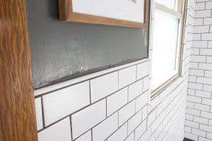 Tile Trim Piece for Subway Tile