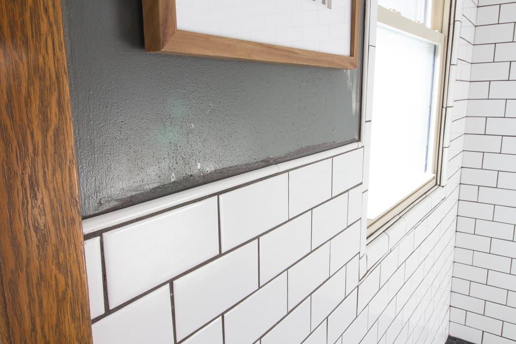Tile Trim Piece For Subway