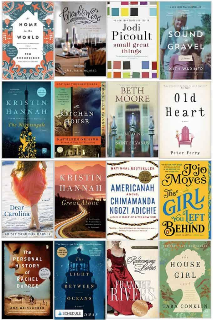 Book Club Suggestions & the Books I'd Skip