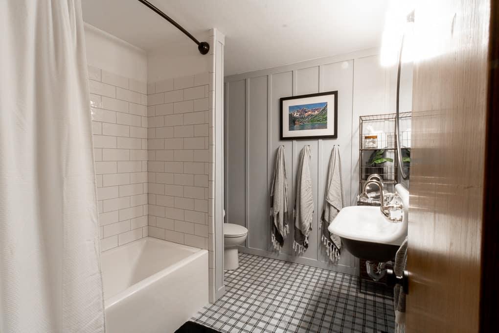 Floor and Decor Tartan Tile
