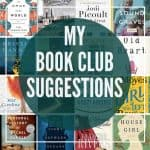 My Book Club Suggestions