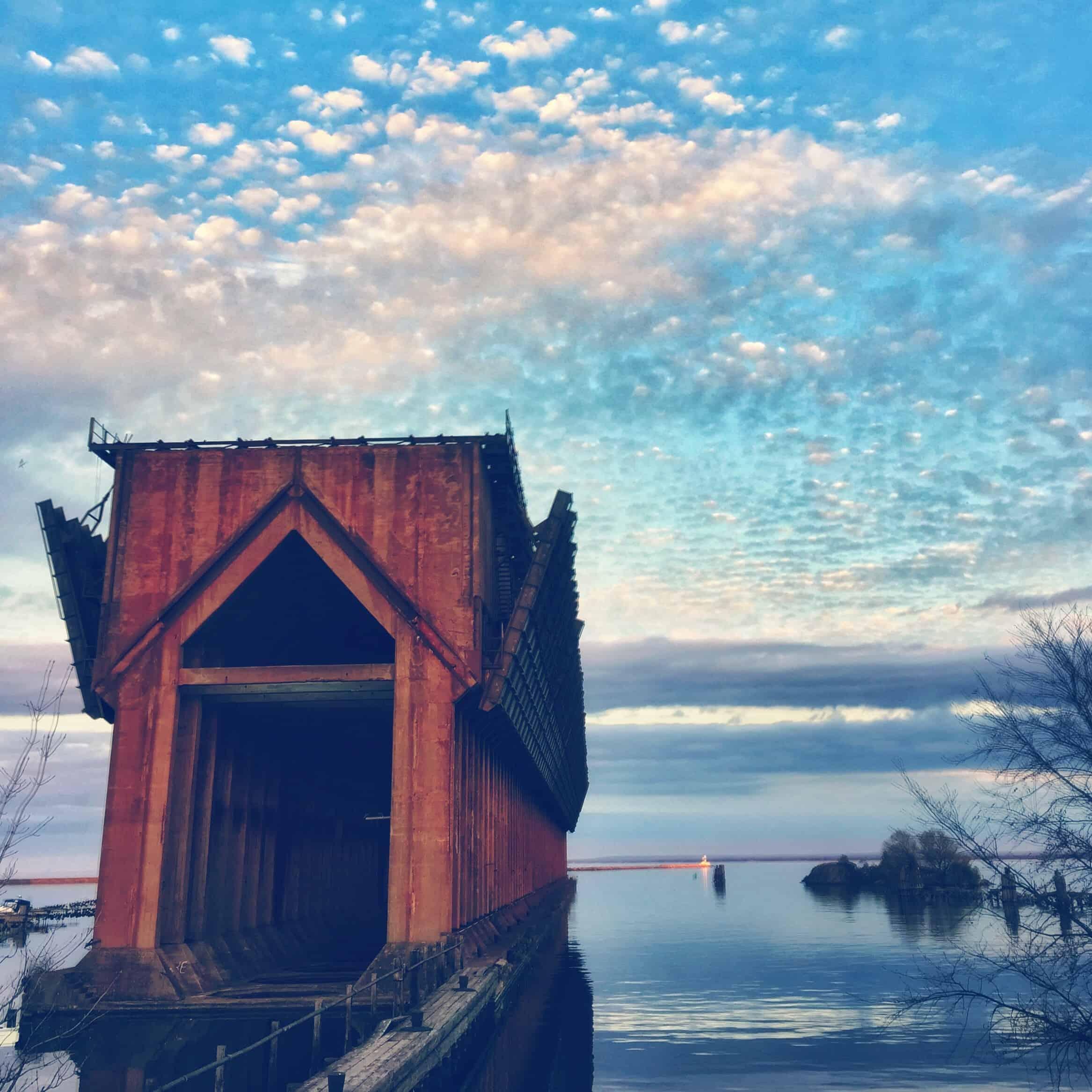 Marquette, MI Ore Dock