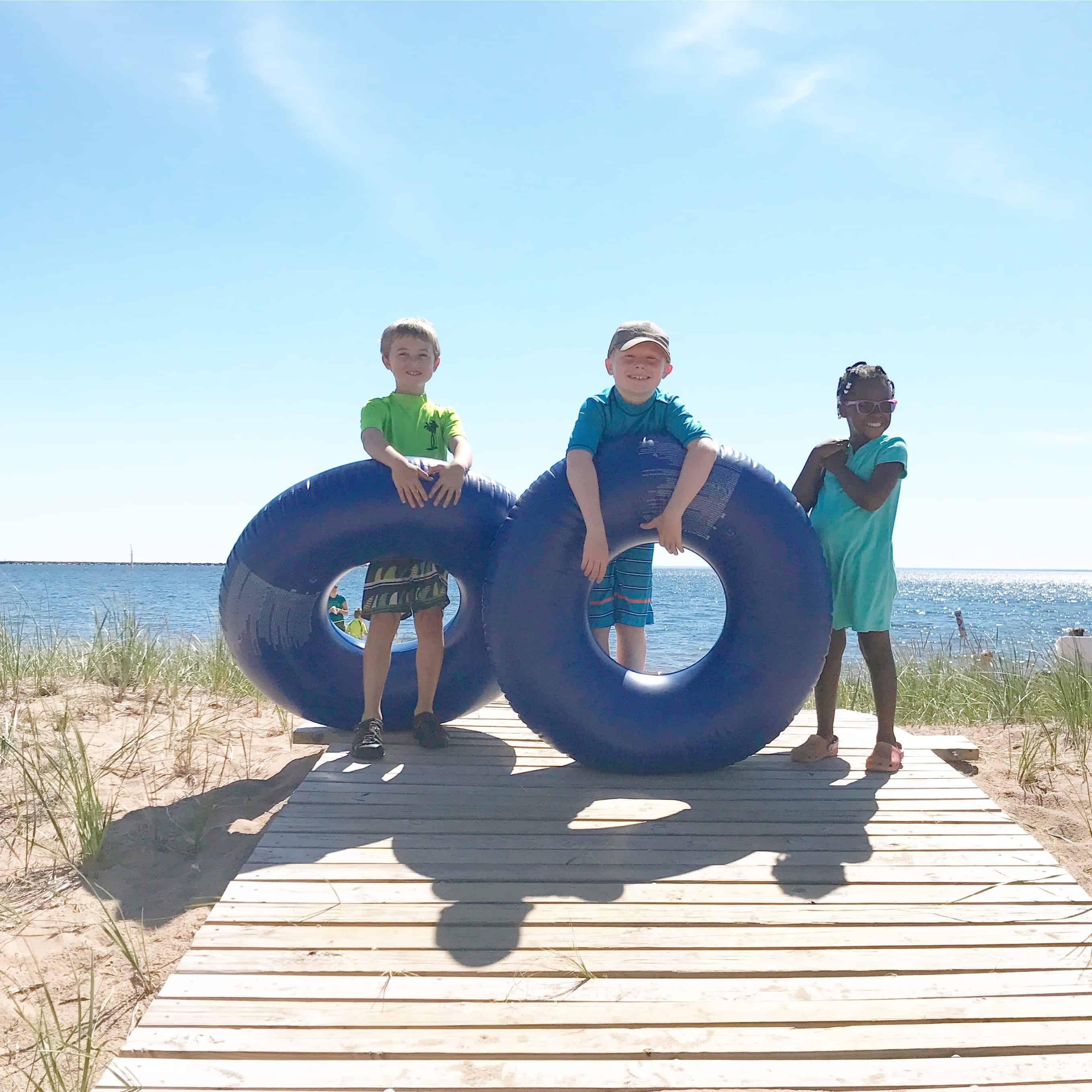 Clark Lambros Beach Marquette MI