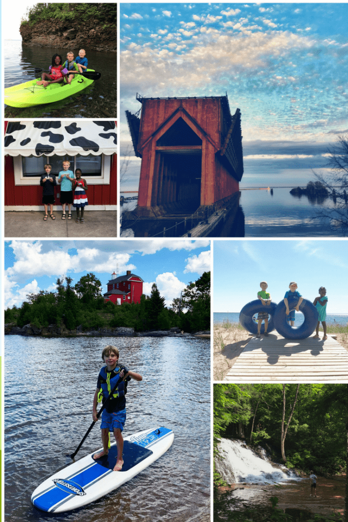 Things to Do in Marquette MI with Kids