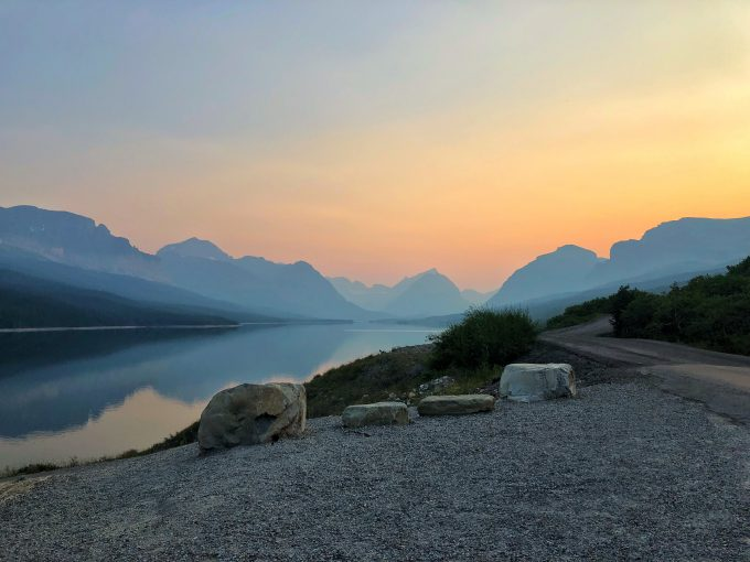 Glacier National Park with Kids