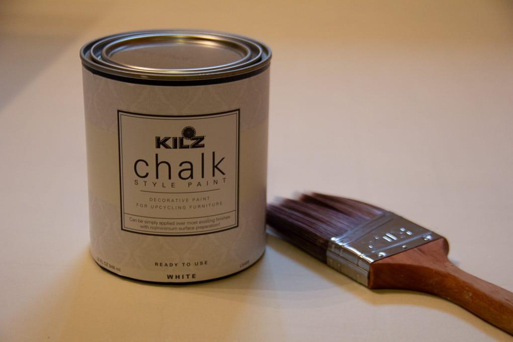 Kilz Chalk Paint