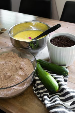 How to Make Double Chocolate Zucchini Bread