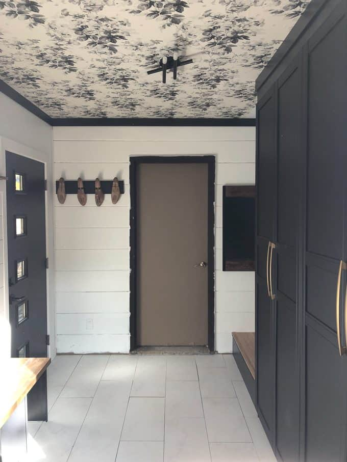 Mudroom Wardrobes and Built In Bench