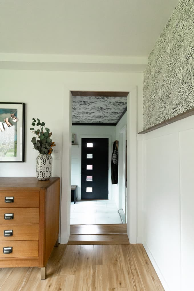 Mudroom Doorway