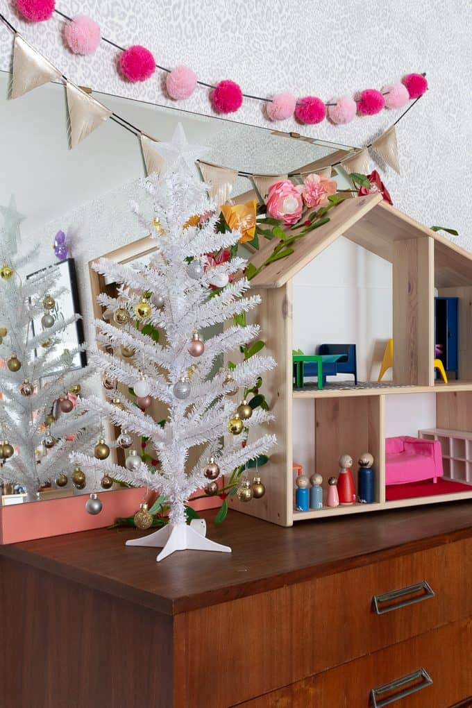 Girl Bedroom Tree
